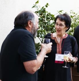 Larry Rosen and Naomi Baron