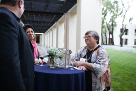 Joan Almon and Rosemarie Truglio