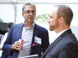 Dimitri Christakis and Jason Chein