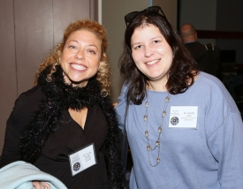 Joanne Broder and Jennifer Zosh