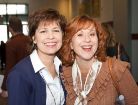 Melanie Hempe and Lori Frome