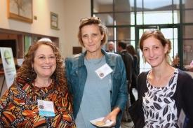 Pam Hurst Della-Pietra, Daphne Bavelier and Susanne Baumgartner
