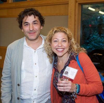 Zsolt Demetrovics and Joanne Broder