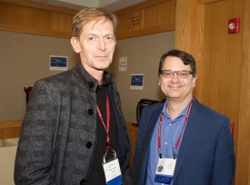 Hans Jurgen Rumpf and Marc Potenza