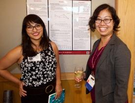Jessica Mendoza and Linda Charmaraman