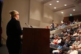 Distinctive Voices Lecture