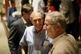 Victor Strasburger and Bob Mendelson