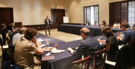 Lunch Workshops: Industry Issues At Hand, David Hill