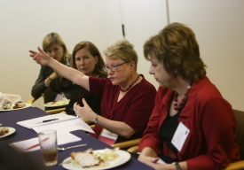 Lunch Workshops: Industry Issues At Hand: Angela Campbell