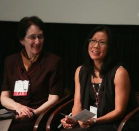 Naomi Baron and Mimi Ito