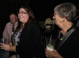 Heather Kirkorian, Donna Mitroff
