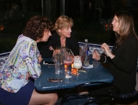 Sandra Calvert, Barbara Wilson, Patti Valkenburg