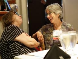 Jane Brown and Ellen Wartella