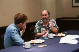 Larry Rosen and Tristan Harris