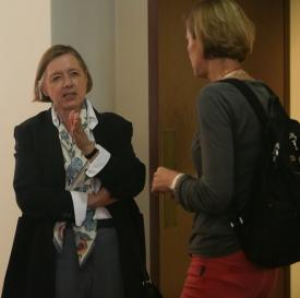Barbara Krahe and Daphne Bavelier