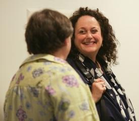 Joan Almon and Pam Hurst-Della Pietra