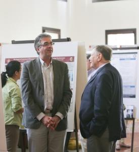 Dimitri Christakis and Dan Anderson