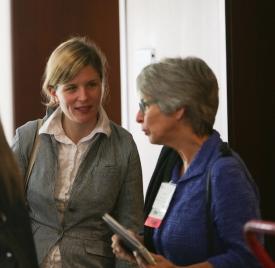 Jane Brown and Tijana Milosevic