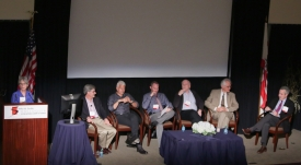 Jane Brown, Thomas Robinson, Adam Gazzaley, Jason Chein, Dan Romer, Charles Czeisler and Harold Koplewicz