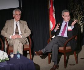 Charles Czeisler and Harold Koplewicz