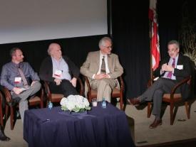Thomas Robinson, Adam Gazzaley, Jason Chein, Dan Romer, Charles Czeisler and Harold Koplewicz
