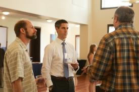 Robert West, Nicholas Carson and David Bickam