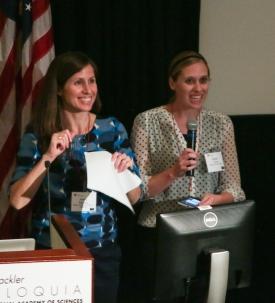 Jenny Radesky and Sarah Coyne