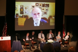 Message from Vint Cerf, Internet Evangelist, Vice President of Google