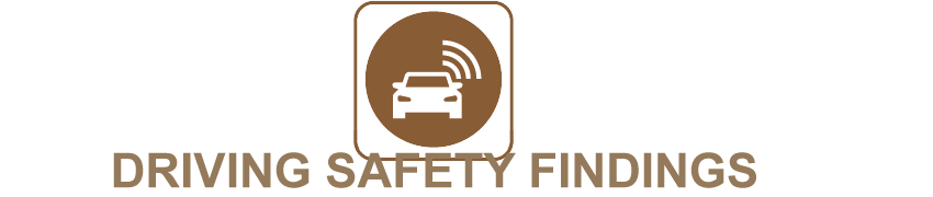 Driving Safety Findings
