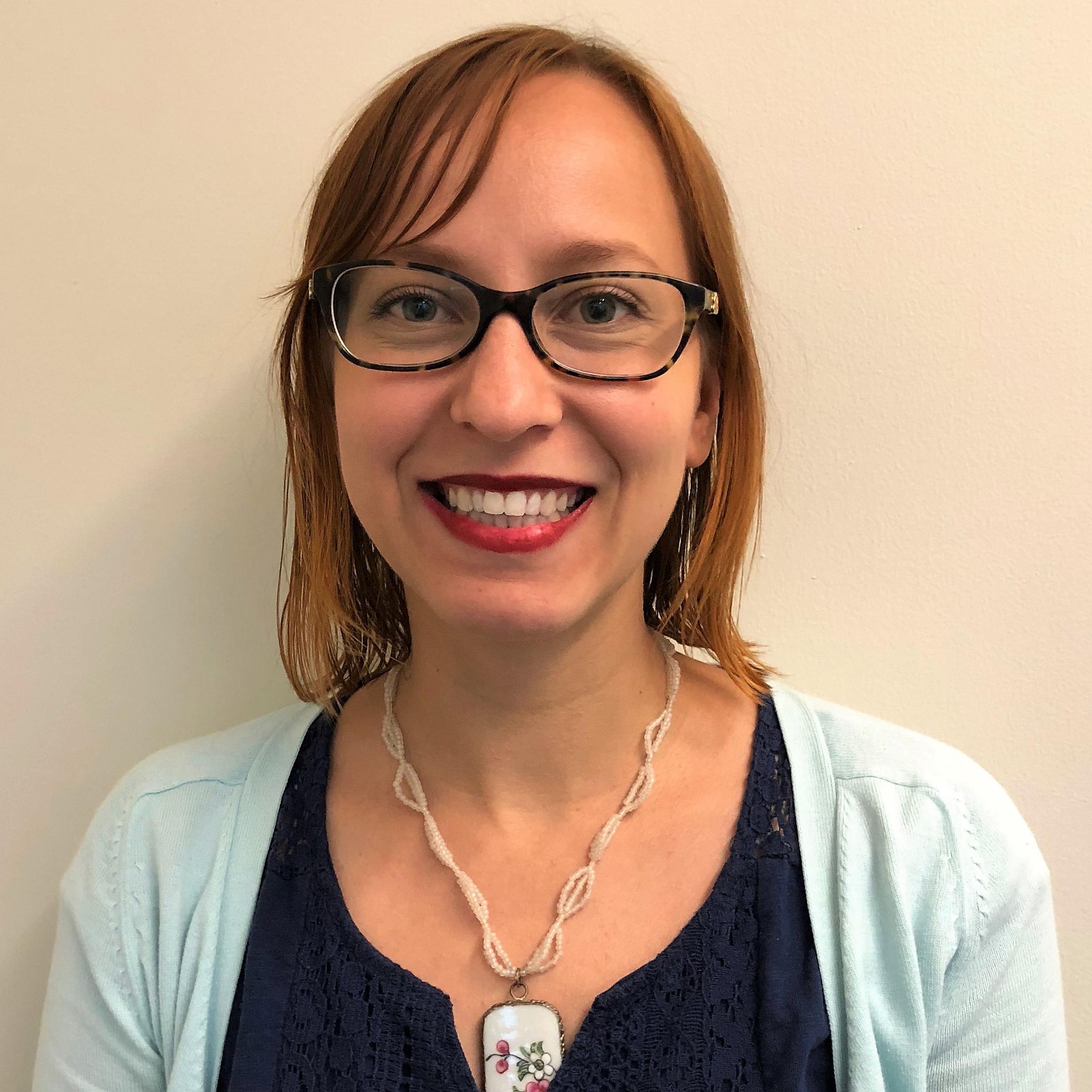 Madeleine George, PhD